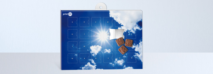 Imprimir calendarios de adviento - Imprenta online print24