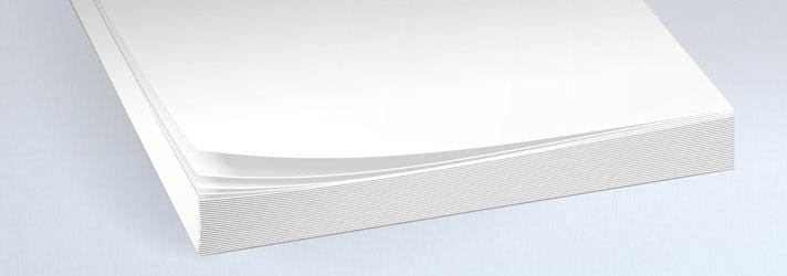 Druckerpapier und Kopierpapier günstig bestellen im Karton - Online-Druckerei print24