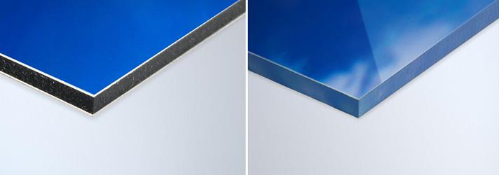 Türschilder online erstellen mit 2 verschiedenen Materialien - Günstig bei Druckerei print24