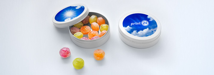 Bonbons bedrucken - Online at print24