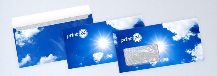 Faire imprimer des enveloppes personnalisées - Imprimerie en ligne print24.com