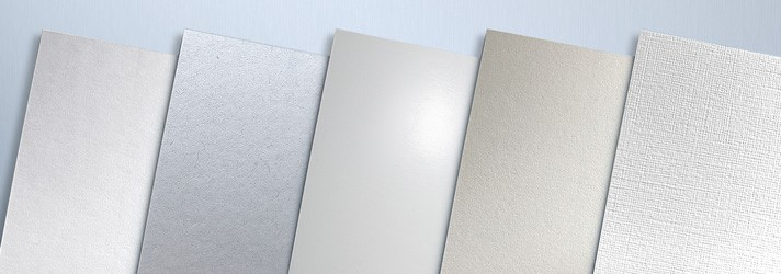Different types of paper for your envelope print at print24