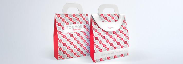 Geschenktüten drucken lassen - Online at print24