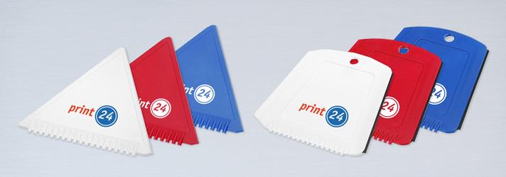 Eiskratzer bedrucken lassen - Online-Druckerei print24