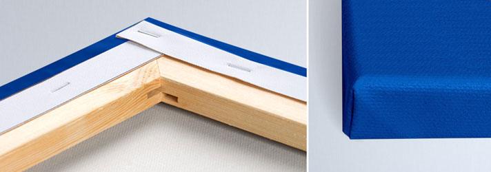 Fotoleinwände | Keilrahmen mit Leinwanddruck bespannt - Günstig bei Druckerei print24