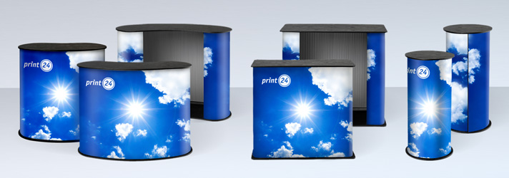 Pop up counter printing - Order cheap at print24