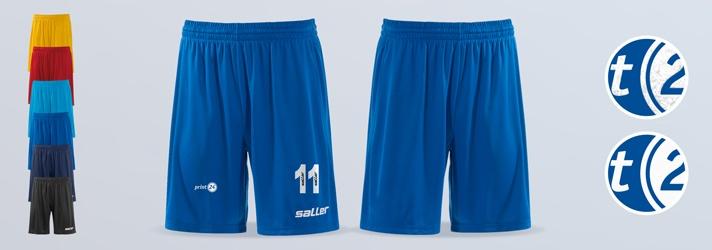 Sporthosen bedrucken lassen - Online-Druckerei print24