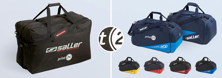 Gym bags personalised - Online at print24