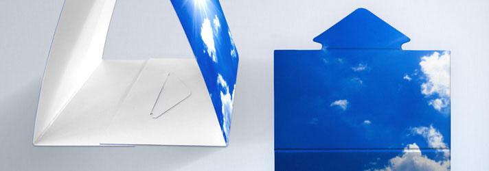 Thekenaufsteller & Tischaufsteller online erstellen - Günstig bei Druckerei print24