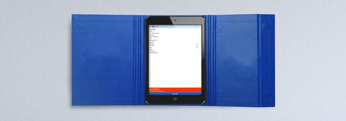 iPad-Mappen bedrucken lassen bei Onlinedruckerei print24