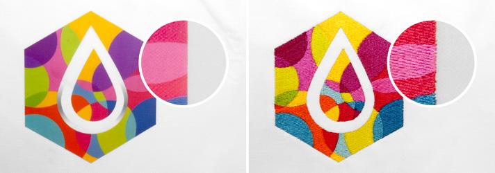 Kochjacken bedrucken oder besticken lassen - Online-Druckerei print24
