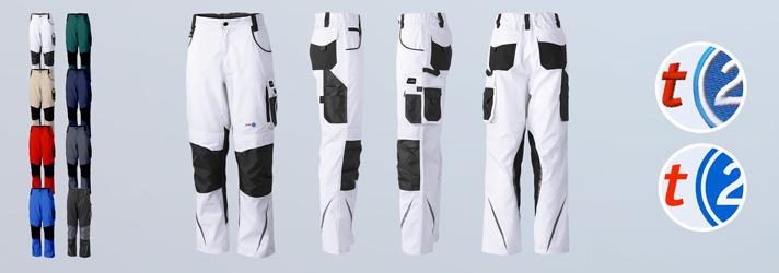 Pantalones de trabajo Premium impresos o bordados - Imprenta online print24
