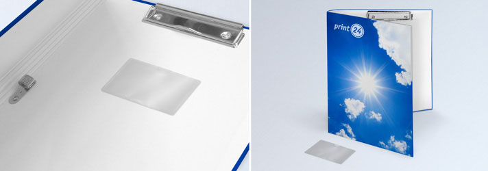 Presentation folder printing - Online at print24