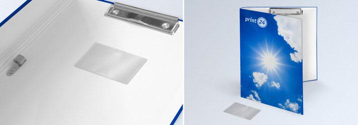 Schreibmappen bedrucken lassen - Online-Druckerei print24