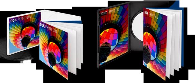 cd dvd booklet erstellen und drucken lassen ddk print big. Black Bedroom Furniture Sets. Home Design Ideas